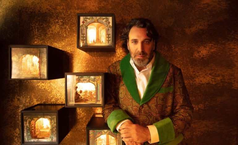 Chilly Gonzales To Host Christmas Stream Following Release of Holiday Album Featuring Feist and Jarvis Cocker