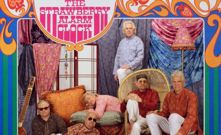 See Psych Rock Legends Strawberry Alarm Clock at the Whisky A Go Go 2/27/21