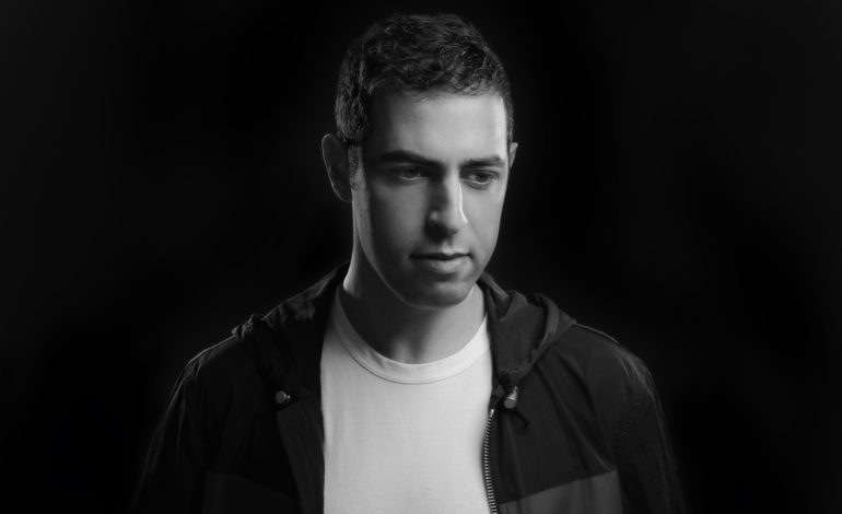 Jason Ross Is Bringing The Atlas to Park 'N Rave at NOS Events Center 1/22 and 1/23