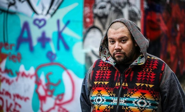 """Former A Tribe Called Red Member DJ Shub Shares New Song """"War Club"""" Featuring Snotty Nose Rez Kids"""