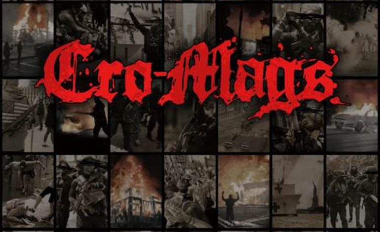 Album Review: Cro-Mags – 2020 EP