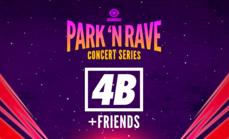 Park 'N Rave Presents 4B and Friends at NOS Events Center 2/5 and 2/6/21