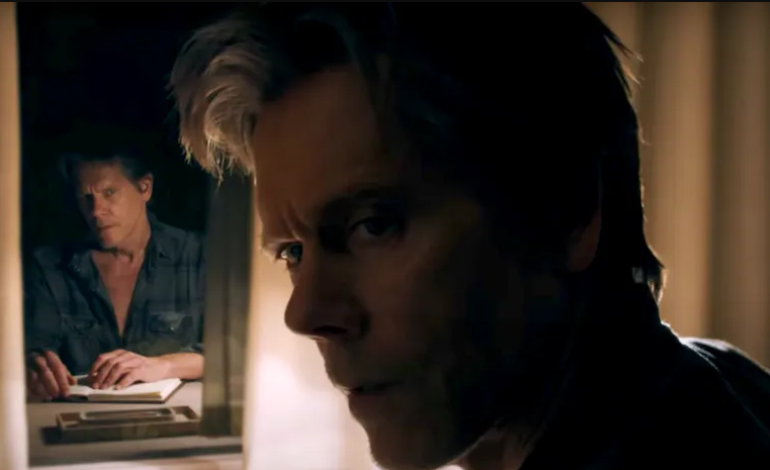 "Watch Kevin Bacon Perform Acoustic Cover Of Radiohead's ""Creep"" For His Pet Goats"