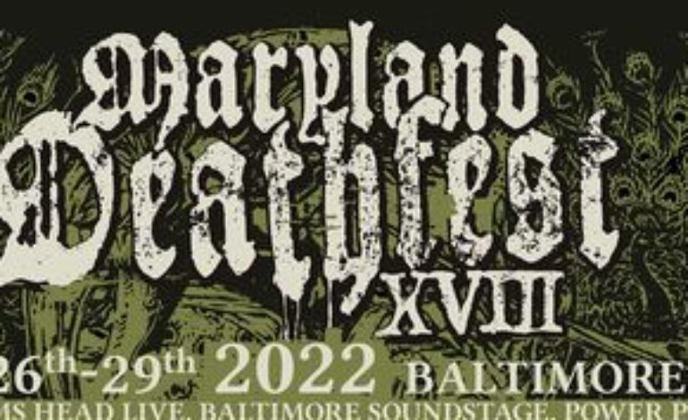 Maryland Deathfest Postponed Again to 2022