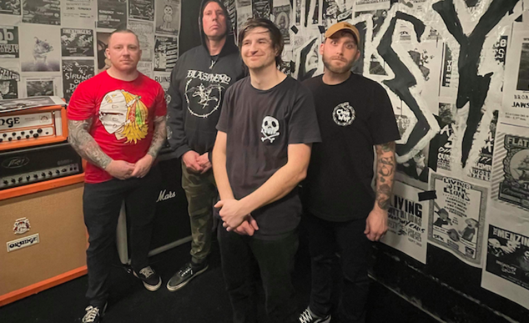 "New Music Alert: Punk Band Rest Easy Featuring Members of Shook Ones and Daggermouth Shares New Song ""Get Busy Dyin'"""