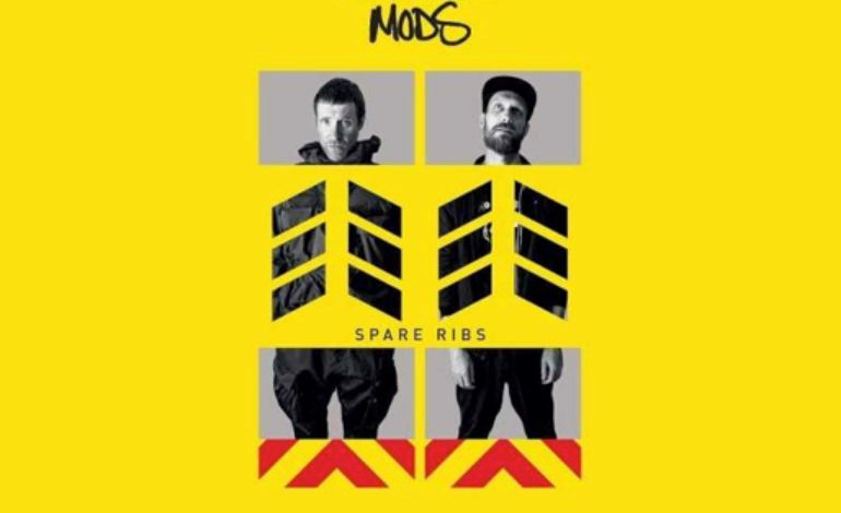 Album Review: Sleaford Mods – Spare Ribs