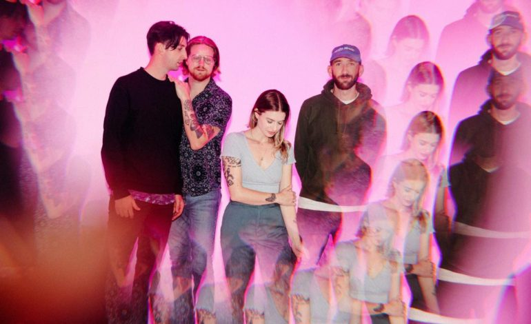 """Tigers Jaw are the Entertainment at a Kid's Party in New Video for """"Hesitation"""""""