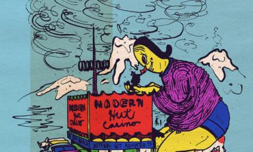 Album Review: Modern Hut - I Don't Want To Get Adjusted To This World