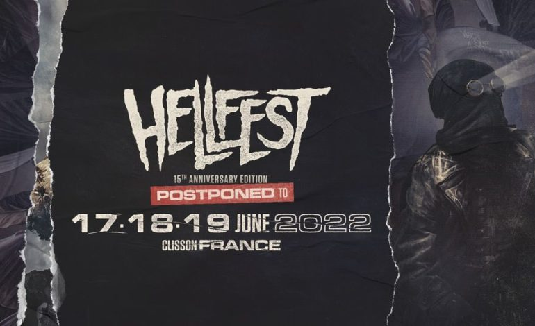 Hellfest Open Air Cancels 15th Anniversary Festival for the Second Time and Announces 2022 Dates