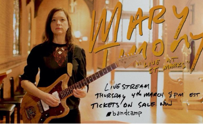 Mary Timony To Host Live At St. Mark's Livestream In March 2021