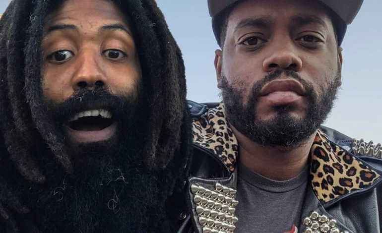 """Murs And Old City Sample Black Flag's """"Six Pack"""" In Wicked New Single """"Sixers,"""" Rock Out In Animated Music Video"""