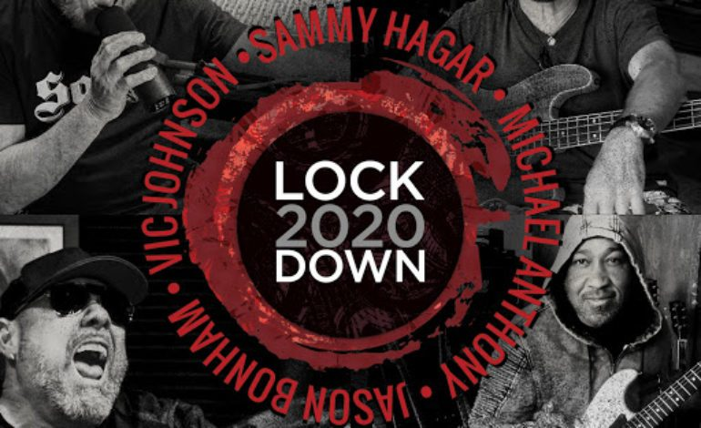 Album Review: Sammy Hagar and The Circle – Lockdown 2020