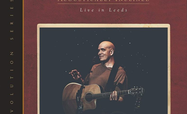 Album Review: Devin Townsend – Devolution Series #1 – Acoustically Inclined, Live in Leeds