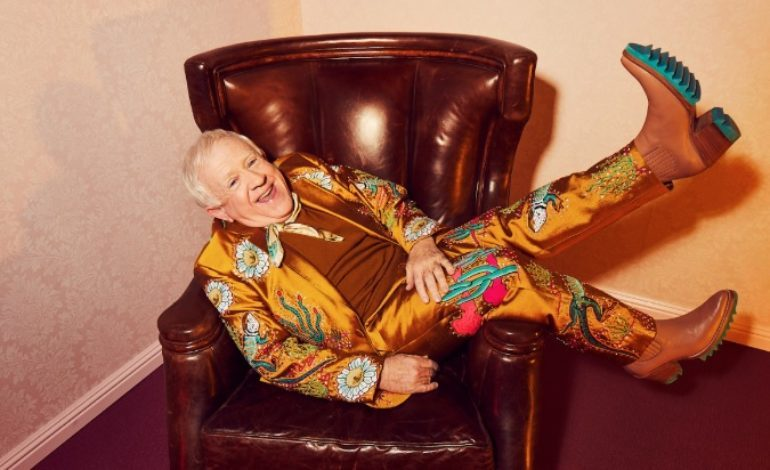 """Leslie Jordan Is Joined by Morgane and Chris Stapleton on """"Farther Along"""""""