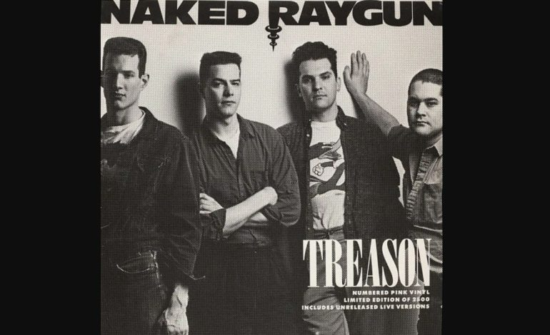 Naked Raygun Announce First New Album In 31 Years Will Be Released In Spring 2021