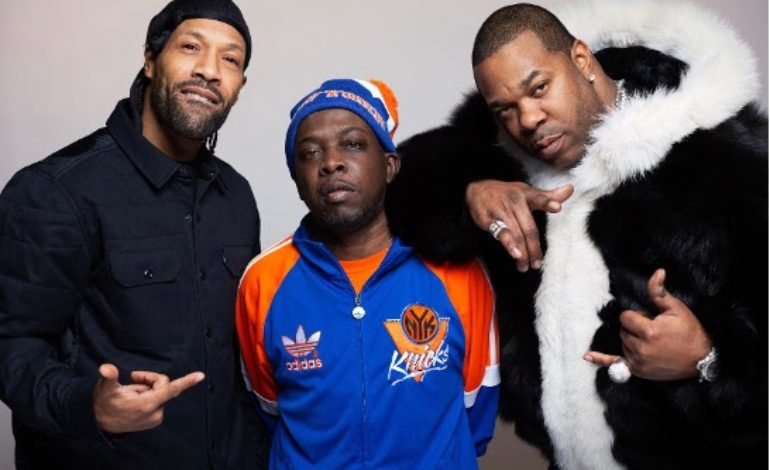 "Busta Rhymes and Redman Join the Late Phife Dawg for New ""Nutshell Part 2"" Video"