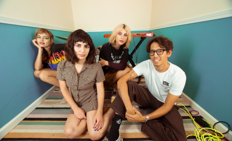The Paranoyds at The Echo on July 22nd
