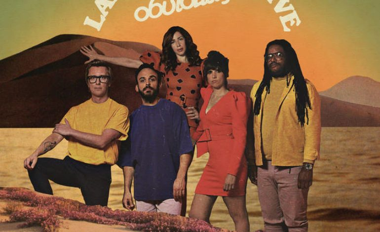 Album Review: Lake Street Dive – Obviously