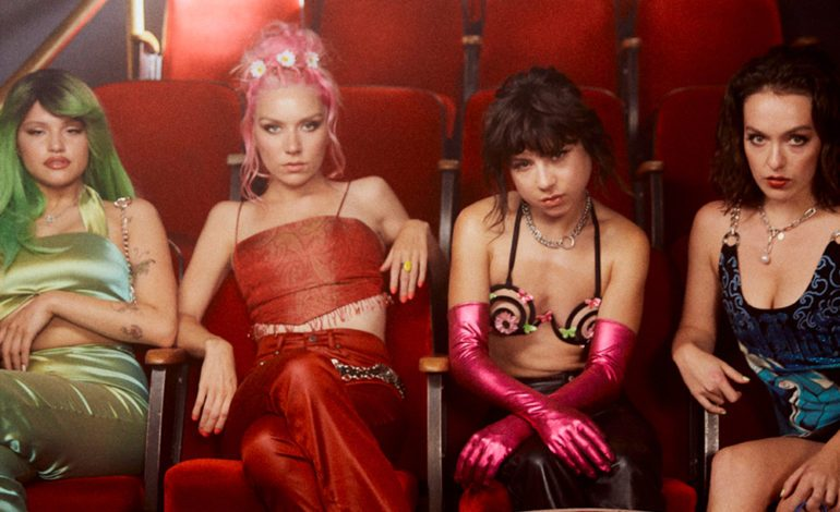 Album Review: Nasty Cherry – The Movie