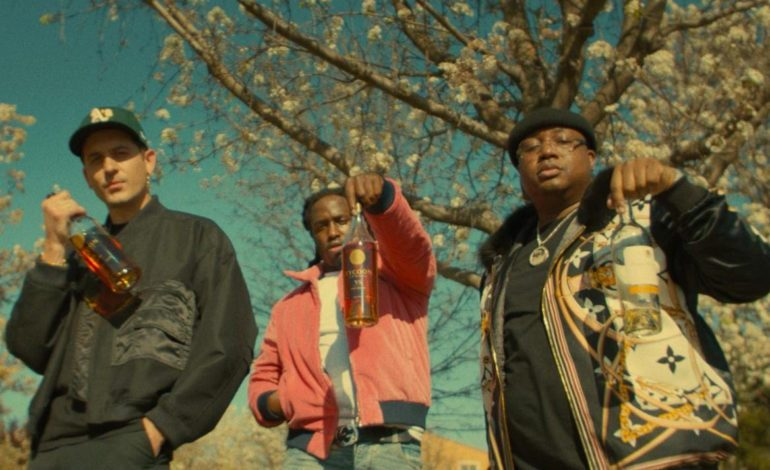 """ALLBLACK Is Joined by E-40 and G-Eazy in New Video for """"Ten Toes"""""""
