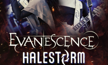 Evanescence and Halestorm at the new YouTube Theater on Nov. 10th