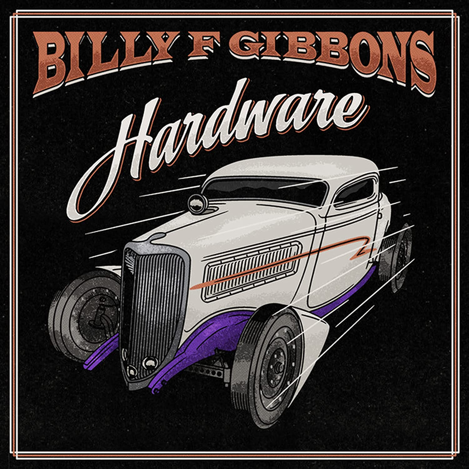 Album Review: Billy F Gibbons – Hardware