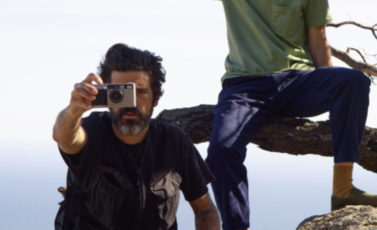 """Devendra Banhart & Noah Georgeson Announce Collaborative Ambient Album Refuge for August 2021 Release and Share New Songs """"Into Clouds"""" and """"In a Cistern"""""""