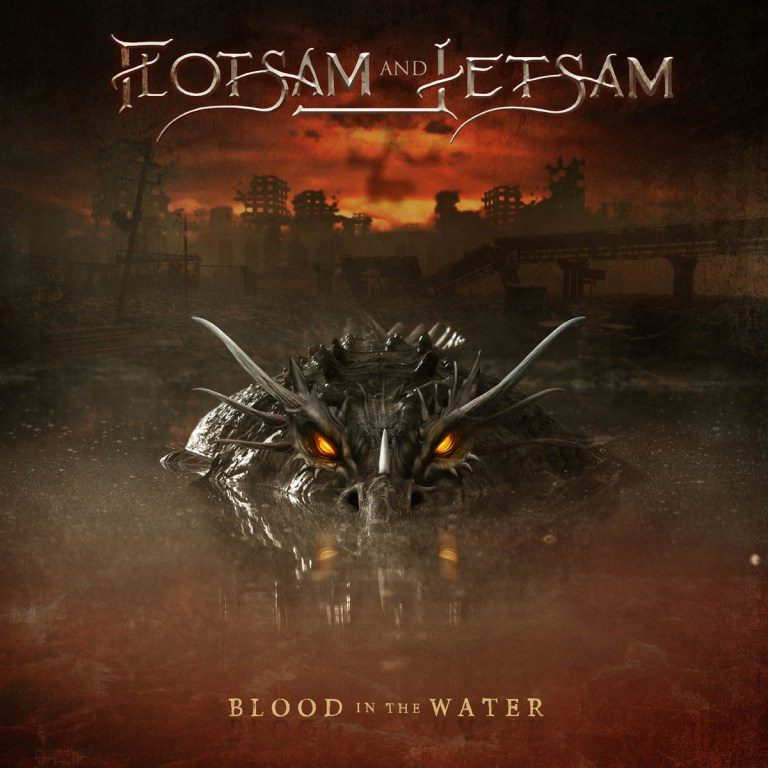 Album Review: Flotsam and Jetsam - Blood in the Water