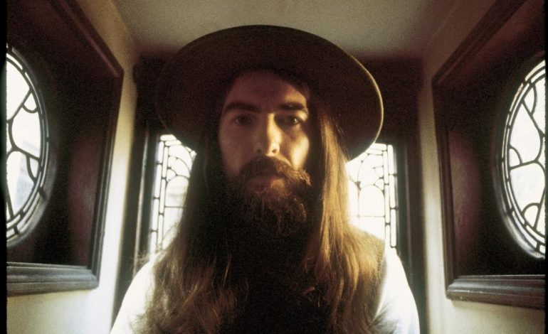 """George Harrison Unveils Previously Unheard Acoustic Demo """"Cosmic Empire"""""""