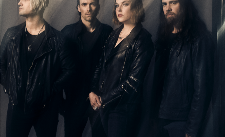 Lzzy Hale of Halestorm is Gibson's First Female Brand Ambassador