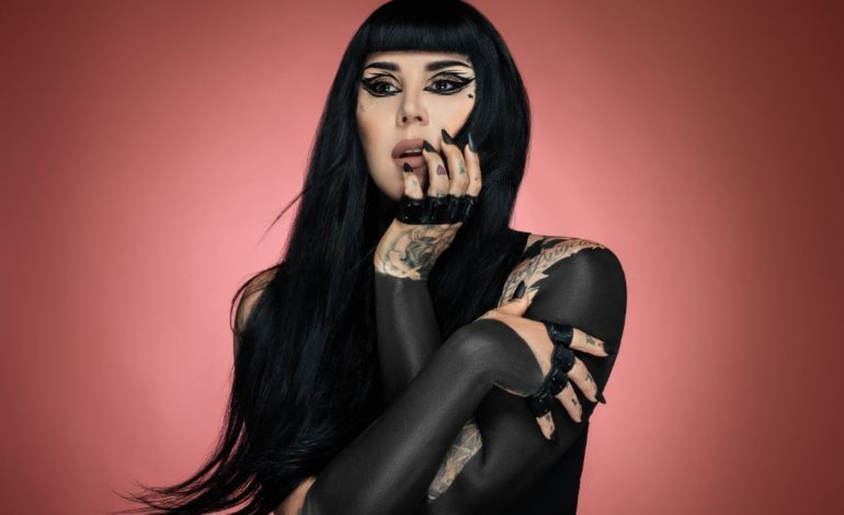 """Kat Von D Shares Delicate, Sensitive Synth Song """"I Am Nothing"""""""
