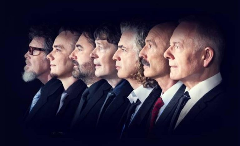 See King Crimson with special guests The Zappa Band and The California Guitar Trio at the Greek Theatre 8/6/21