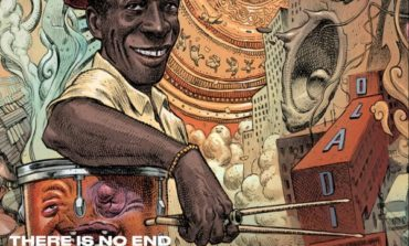 Album Review: Tony Allen - There Is No End