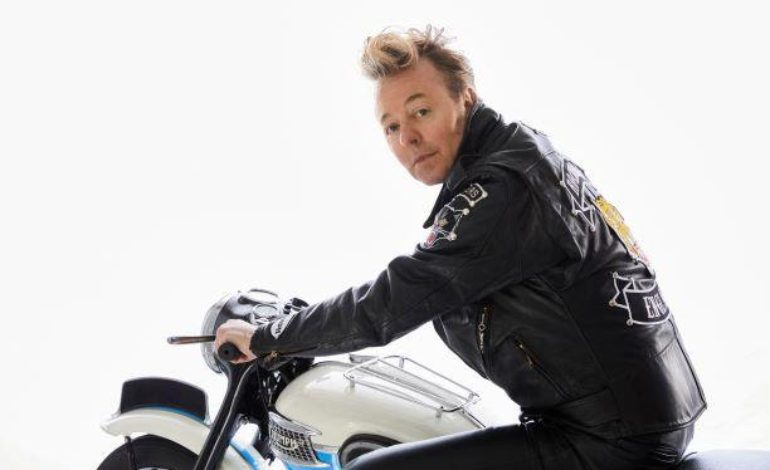 """Brian Setzer Announces New Solo Album Gotta Have The Rumble for August 2021 Release and Shares New Video for """"Checkered Flag"""""""