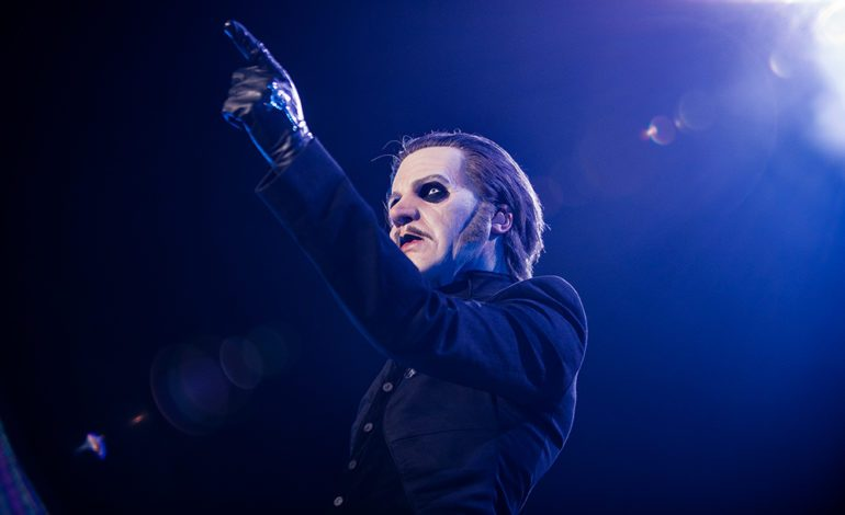 """Ghost Shares Eerie New Song """"Hunter's Moon"""" From New Movie Halloween Kills"""