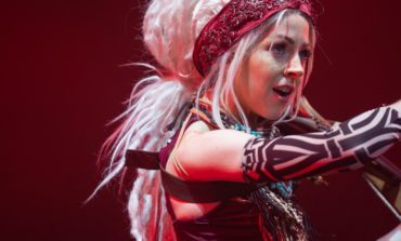 Photos: Lindsey Stirling with Kiesza at Toyota Music Factory, Irving, TX