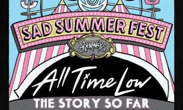All Time Low at the City National Grove of Anaheim on August 7th