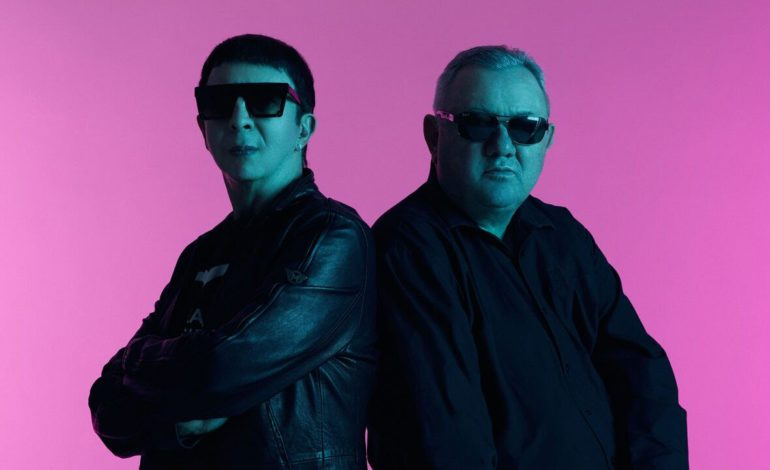 Soft Cell Announces First New Album in 20 Years *Happiness Not Included for Spring 2022 Release