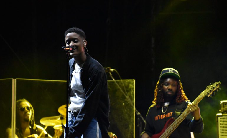 """Syd Shares Collaborative New Song """"Right Track"""" Featuring Smino"""