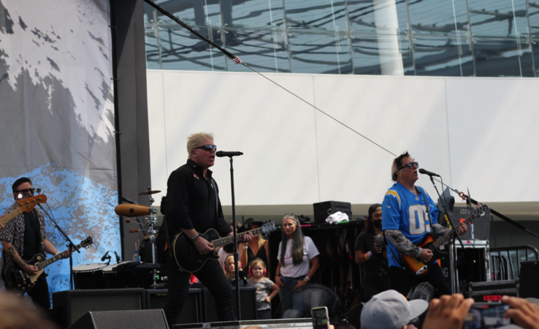 LA Charges host The Offspring and The Maine at SoFi Stadium
