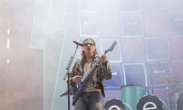 Photos: Hella Mega Tour with Weezer, Green Day and Fall Out Boy at Globe Life Field, Arlington TX