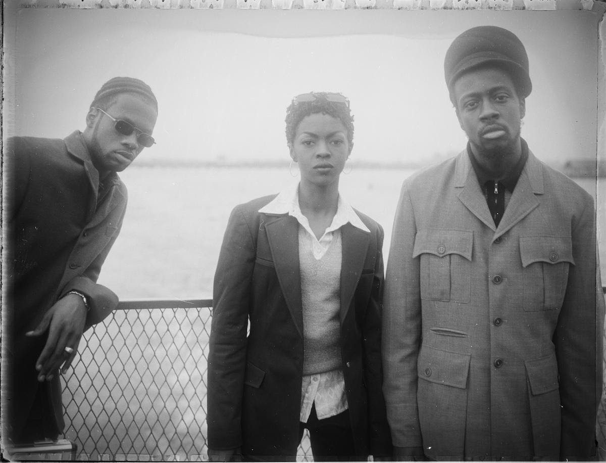 The Fugees at the Forum on November 12th