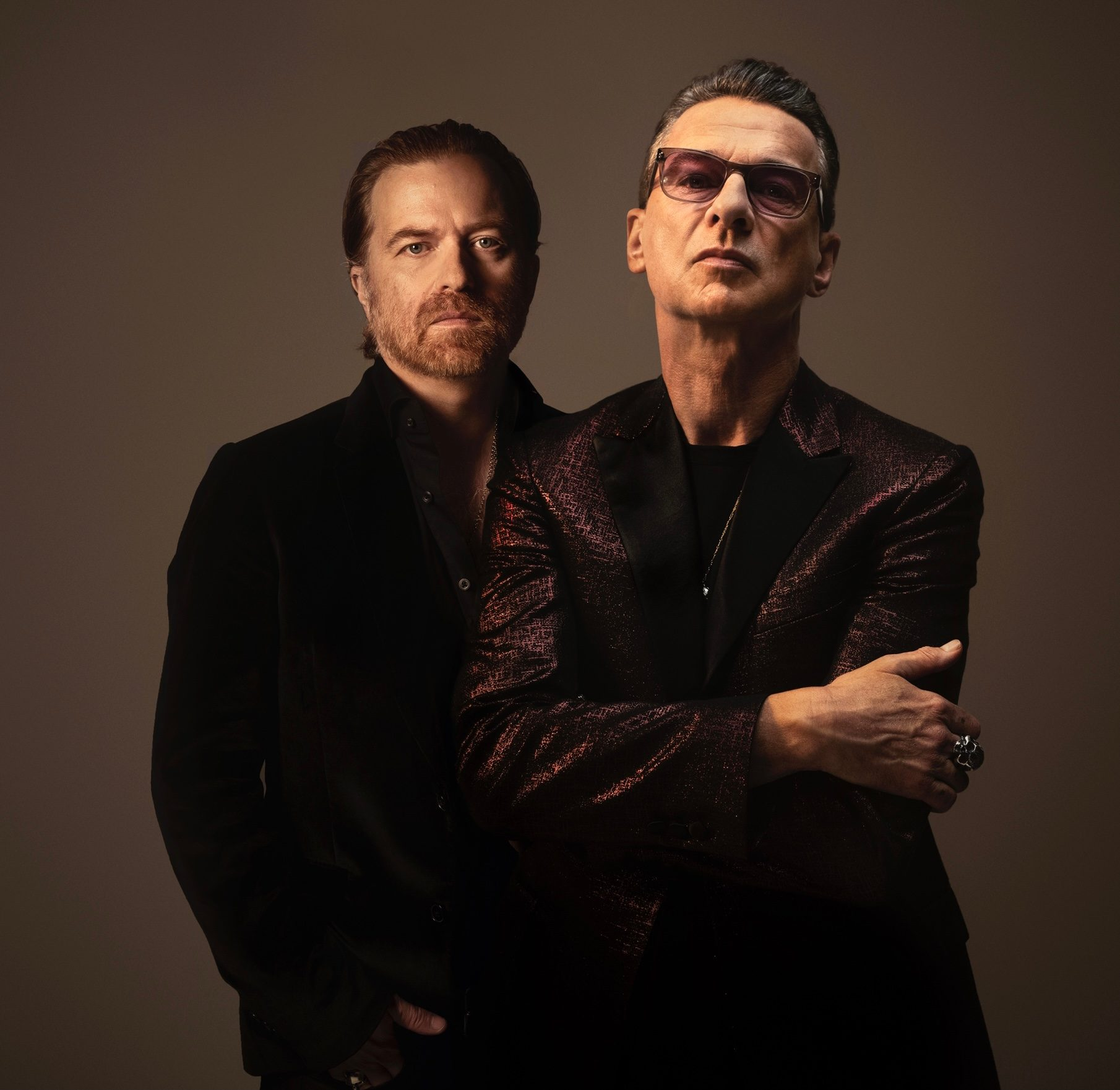 """Dave Gahan & Soulsavers Share Sentimental New Track """"The Dark End Of The Street"""""""