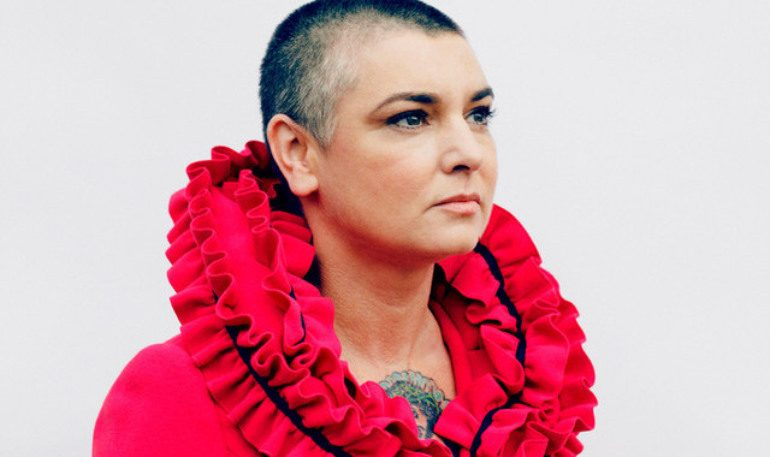 Sinead O'Connor Posts Possible Suicide Note On Facebook