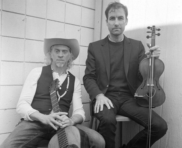 Jimbo Mathus and Andrew Bird Announce April 2021 Live Stream Concert