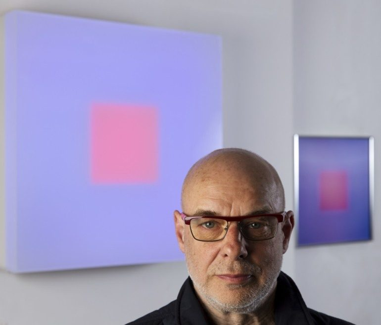 Brian Eno Announces New Album Film Music 1976-2020 Featuring Songs From Dune, Heat, Trainspotting, The Lovely Bones and More for November 2020 Release