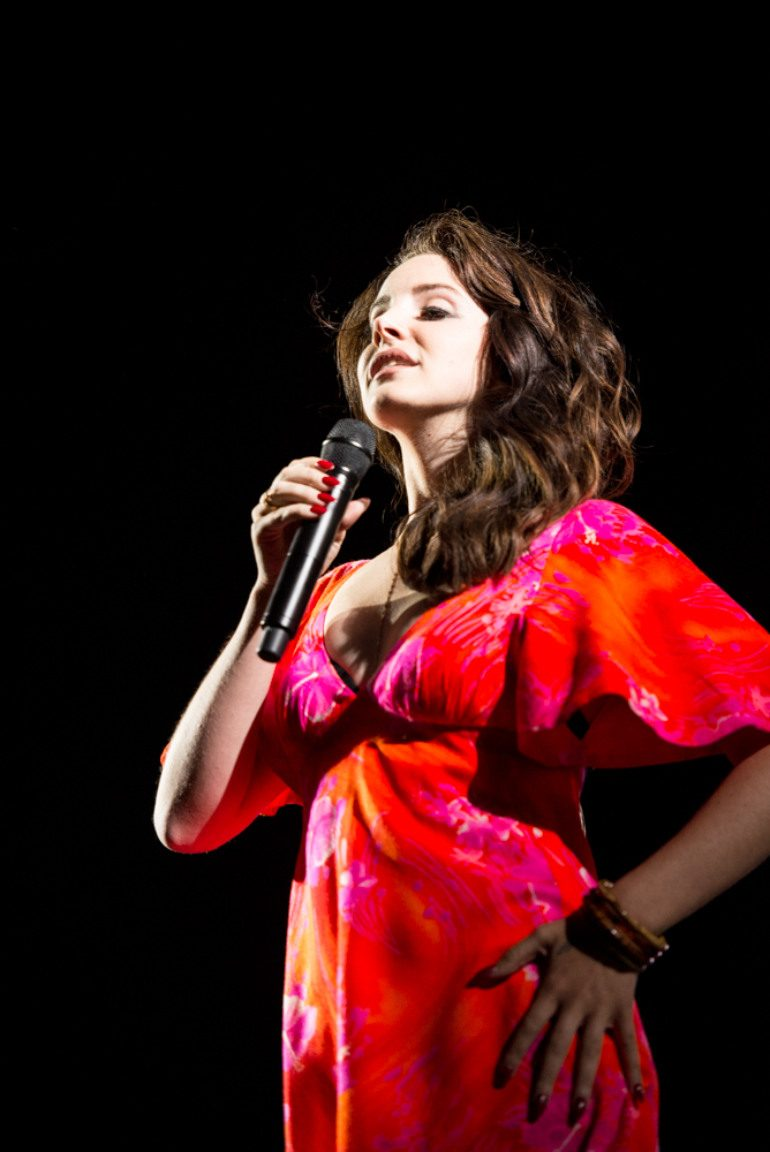 """WATCH: Lana Del Ray Releases New Video for """"Ultraviolence"""""""