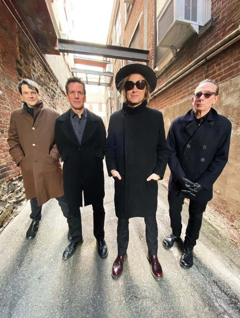 """Dennis Lyxzén and Brian Baker Form Punk Supergroup Fake Names, Share New Song """"Bricks"""" and Announce Debut Album for May 2020 Release"""