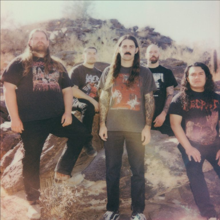 Gatecreeper Sign With Nuclear Blast, Are Working On New Album