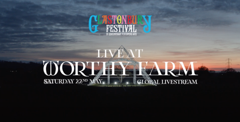 Glastonbury Makes Live Stream Free Following Technical Issues